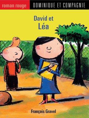 cover image of David et Léa