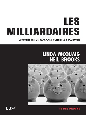 cover image of Les milliardaires