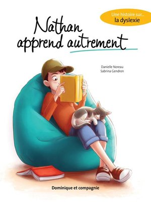cover image of Nathan apprend autrement