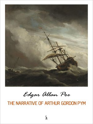 cover image of Narrative of Arthur Gordon Pym