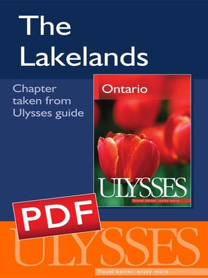 cover image of The Lakelands