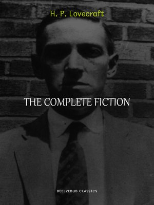 cover image of H. P. Lovecraft Collection