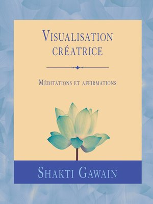 cover image of Visualisation créatrice