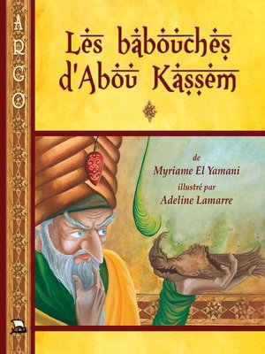 cover image of Les babouches d'Abou Kassem