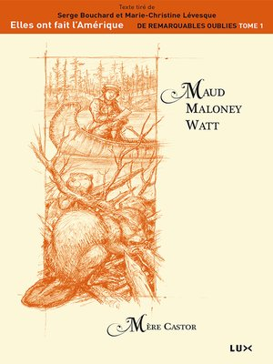 cover image of Maud Maloney Watt