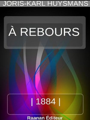 cover image of À REBOURS