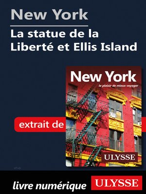 cover image of New York--La statue de la Liberté et Ellis Island