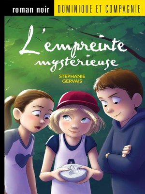 cover image of L'empreinte mystérieuse