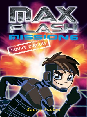 cover image of Max Flash--Mission 6