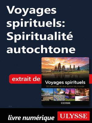 cover image of Voyages spirituels