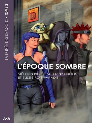 cover image of L'époque sombre
