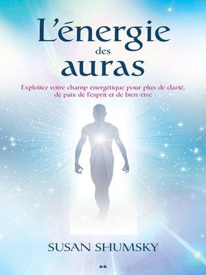 cover image of L'énergie des auras