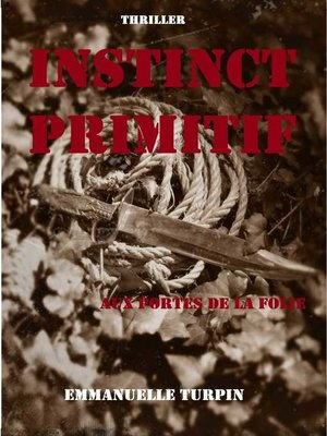 cover image of Instinct Primitif