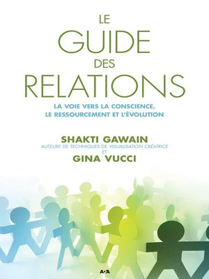cover image of Le guide des relations