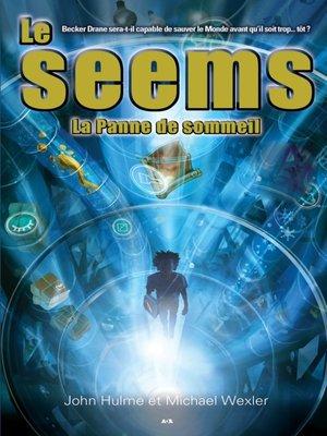cover image of La Panne de sommeil