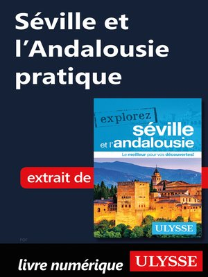 cover image of Séville et l'Andalousie pratique