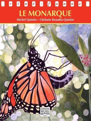 cover image of Ciné-faune--Le monarque