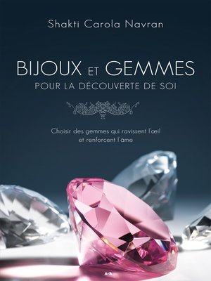 cover image of Bijoux et gemmes pour la découverte de soi
