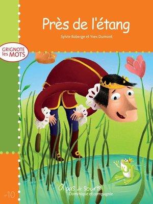cover image of Près de l'étang