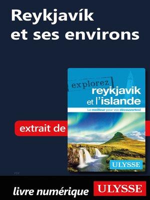 cover image of Reykjavík et ses environs