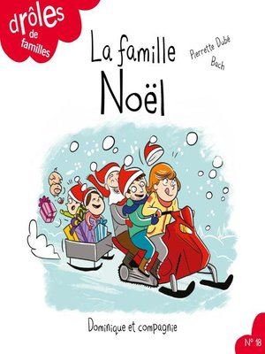 cover image of La famille Noël