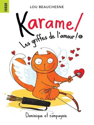 cover image of Les griffes de l'amour