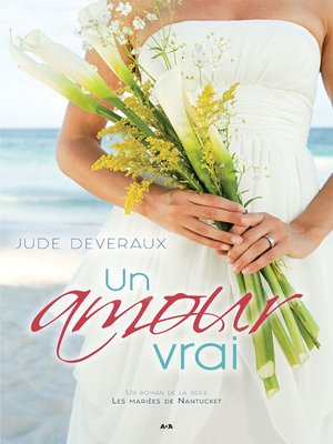 cover image of Un amour vrai