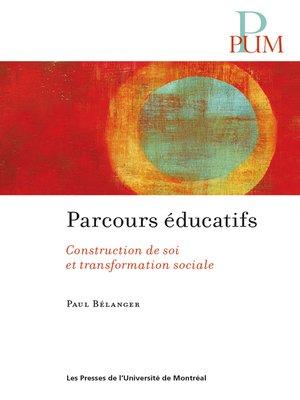 cover image of Parcours éducatifs