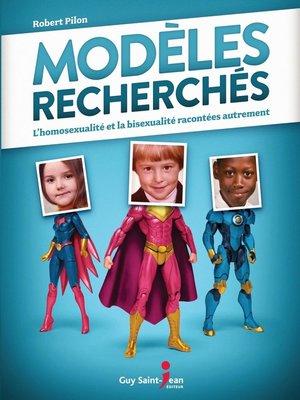 cover image of Modèles recherchés