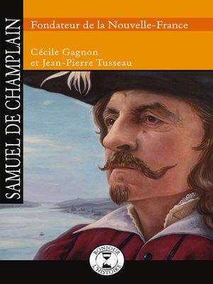 cover image of Samuel de Champlain