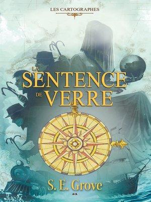 cover image of La sentence de verre