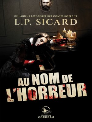cover image of Au nom de l'horreur