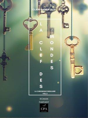 cover image of LA CHRONIQUE INSULAIRE, 3