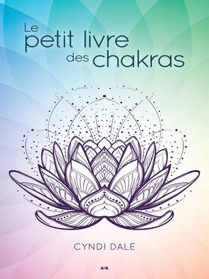 cover image of Le petit livre des chakras