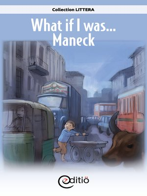 cover image of What if I was...Maneck