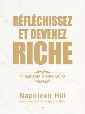 cover image of Réfléchissez et devenez riche