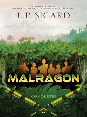 cover image of Conquêtes