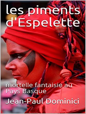 cover image of Les piments d'Espeltte