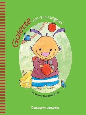 cover image of Galette s'en va aux pommes
