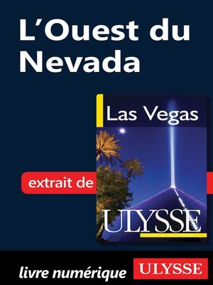 cover image of L'Ouest du Nevada