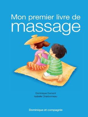 cover image of Mon premier livre de massage