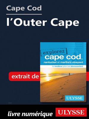 cover image of Cape Cod