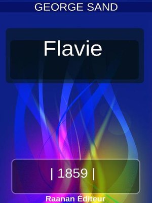 cover image of Flavie
