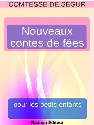 cover image of Nouveaux contes de fées
