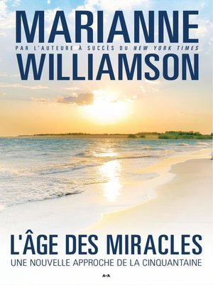 cover image of L'âge des miracles