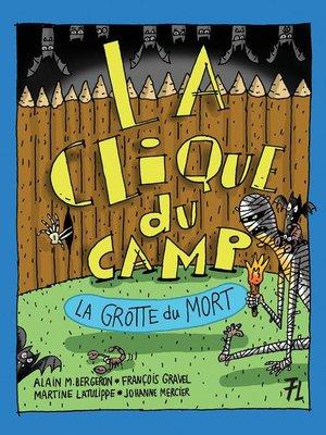 cover image of La grotte du mort