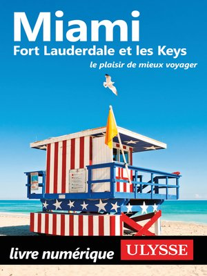 cover image of Miami, Fort Lauderdale et les Keys