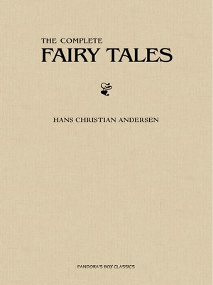 cover image of The Complete Fairy Tales
