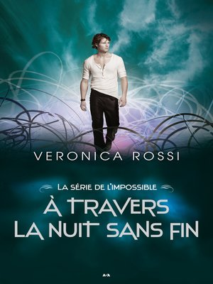cover image of À travers la nuit sans fin