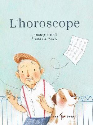 cover image of L'horoscope